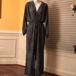 Mat from Anthropologie Jumpsuit